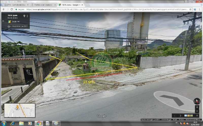 FRENTE - Terreno Jacarepaguá,Rio de Janeiro,RJ À Venda - TR0355 - 3