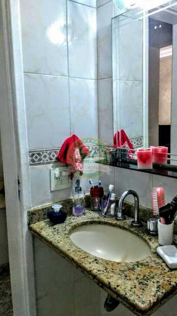 Banheiro - Apartamento Pechincha,Rio de Janeiro,RJ À Venda,3 Quartos,95m² - AP1645 - 6