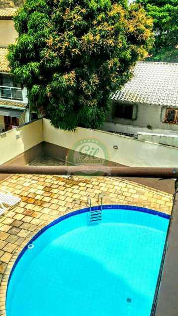 Piscina condomínio  - Apartamento 3 quartos à venda Pechincha, Rio de Janeiro - R$ 430.000 - AP1645 - 10