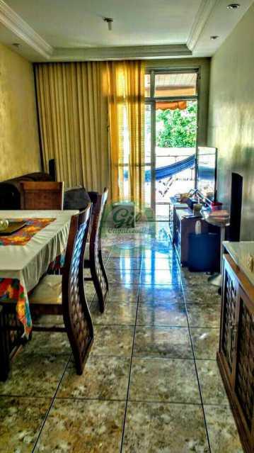 Sala  - Apartamento Pechincha,Rio de Janeiro,RJ À Venda,3 Quartos,95m² - AP1645 - 1