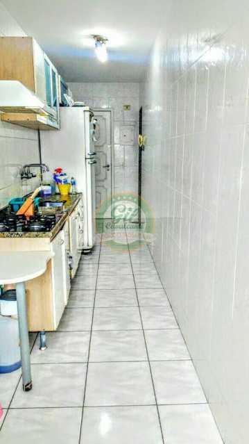 Cozinha - Apartamento Pechincha,Rio de Janeiro,RJ À Venda,3 Quartos,95m² - AP1645 - 4