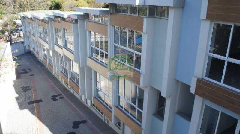 Fachada - Casa em Condominio À VENDA, Freguesia (Jacarepaguá), Rio de Janeiro, RJ - CS2116 - 3