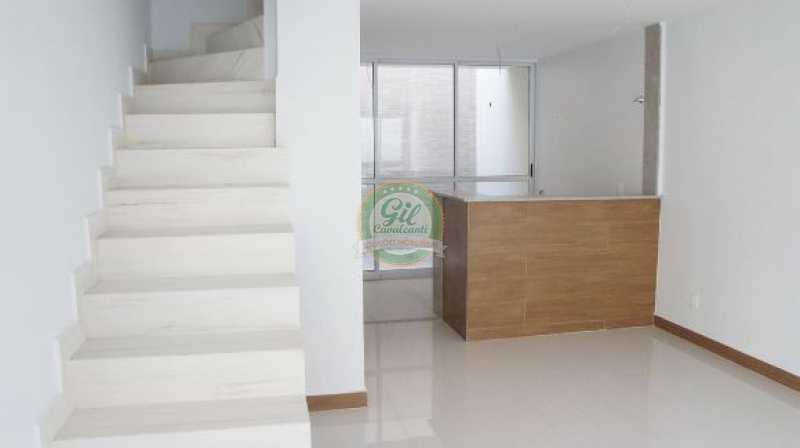 Sala - Casa em Condominio À VENDA, Freguesia (Jacarepaguá), Rio de Janeiro, RJ - CS2116 - 4