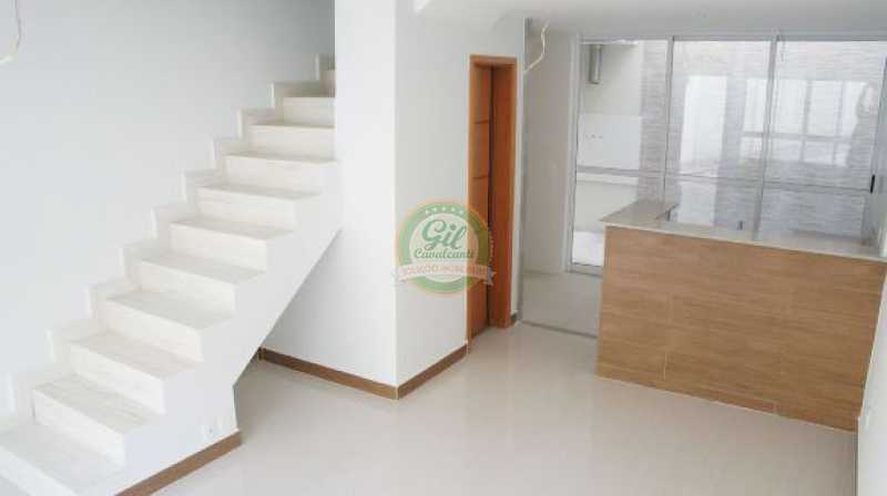 Sala - Casa em Condominio À VENDA, Freguesia (Jacarepaguá), Rio de Janeiro, RJ - CS2116 - 5