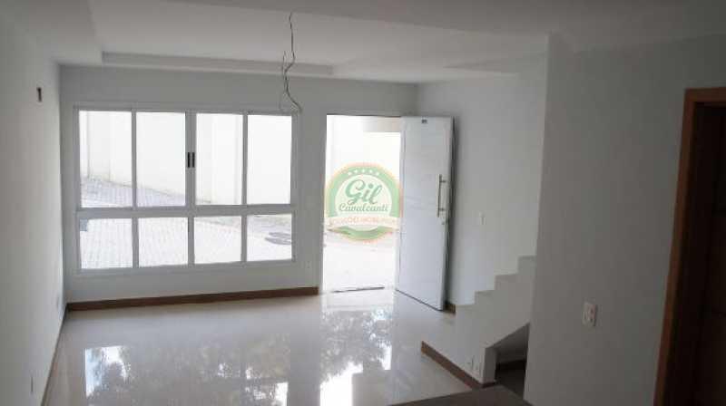 Sala - Casa em Condominio À VENDA, Freguesia (Jacarepaguá), Rio de Janeiro, RJ - CS2116 - 6