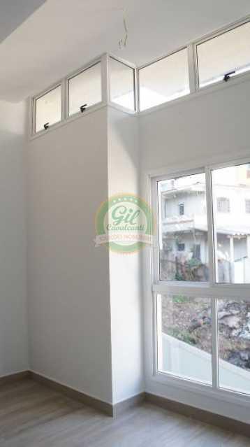 Suíte  - Casa em Condominio À VENDA, Freguesia (Jacarepaguá), Rio de Janeiro, RJ - CS2116 - 11