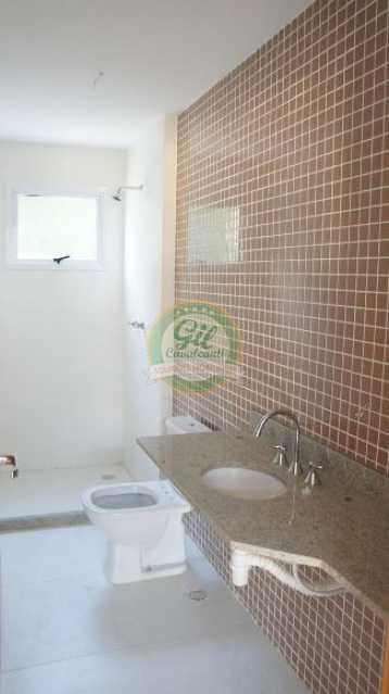 Banheiro - Casa em Condominio À VENDA, Freguesia (Jacarepaguá), Rio de Janeiro, RJ - CS2116 - 12