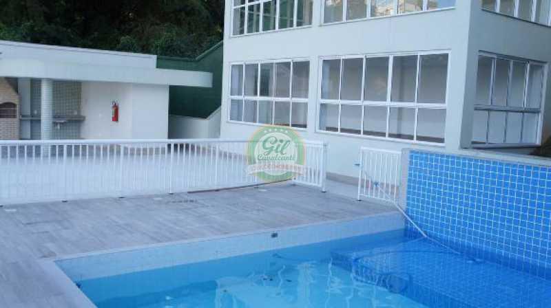 Condomínio  - Casa em Condominio À VENDA, Freguesia (Jacarepaguá), Rio de Janeiro, RJ - CS2116 - 17