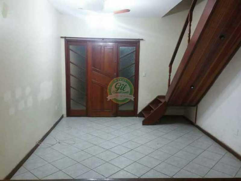 110 - Casa em Condomínio 2 quartos à venda Jardim Sulacap, Rio de Janeiro - R$ 350.000 - CS2117 - 6