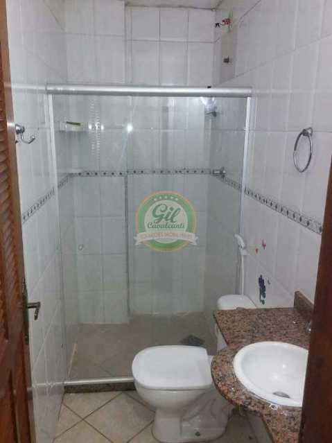 116 - Casa em Condomínio 2 quartos à venda Jardim Sulacap, Rio de Janeiro - R$ 350.000 - CS2117 - 16