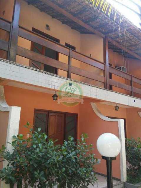 122 - Casa em Condomínio 2 quartos à venda Jardim Sulacap, Rio de Janeiro - R$ 350.000 - CS2117 - 1
