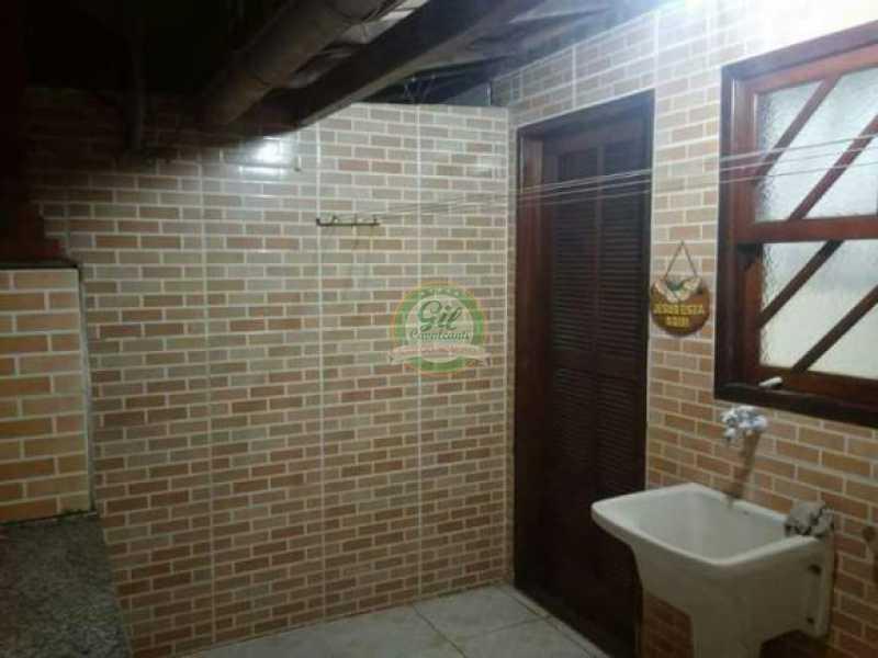 123 - Casa em Condomínio 2 quartos à venda Jardim Sulacap, Rio de Janeiro - R$ 350.000 - CS2117 - 9