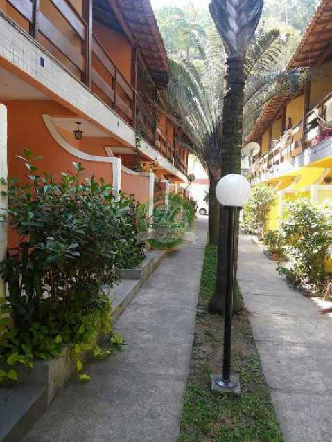 129 - Casa em Condomínio 2 quartos à venda Jardim Sulacap, Rio de Janeiro - R$ 350.000 - CS2117 - 17