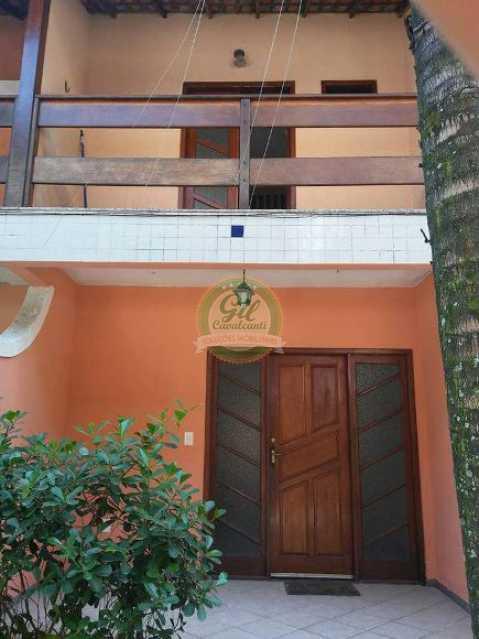 130 - Casa em Condomínio 2 quartos à venda Jardim Sulacap, Rio de Janeiro - R$ 350.000 - CS2117 - 3