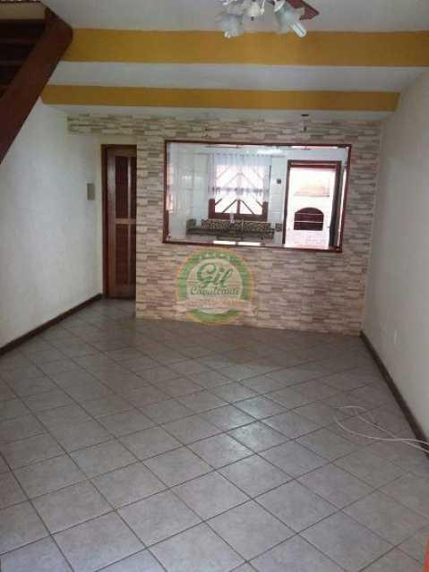 134 - Casa em Condomínio 2 quartos à venda Jardim Sulacap, Rio de Janeiro - R$ 350.000 - CS2117 - 4