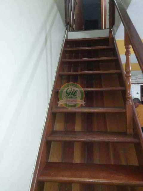 137 - Casa em Condomínio 2 quartos à venda Jardim Sulacap, Rio de Janeiro - R$ 350.000 - CS2117 - 10