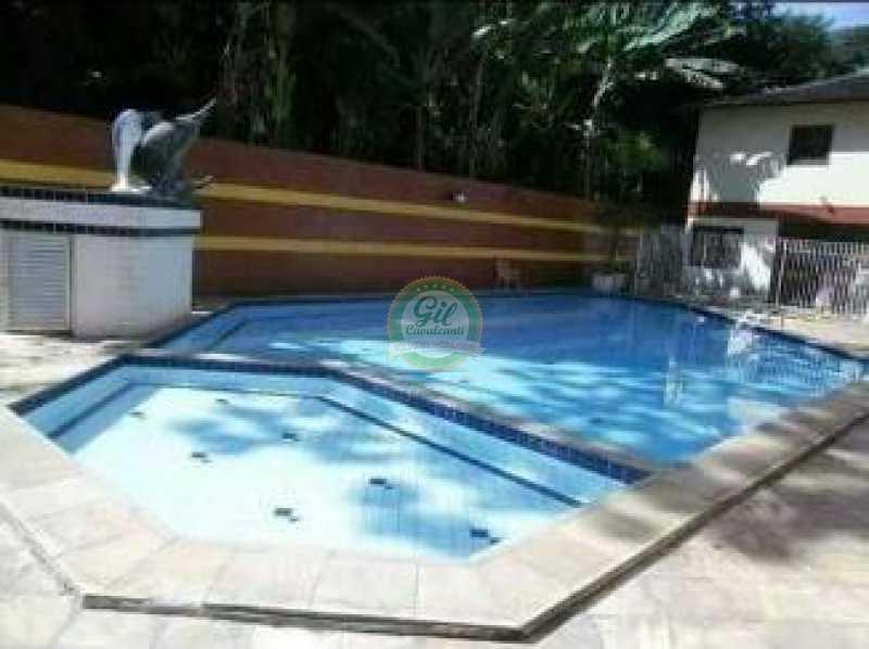 114 - Casa em Condomínio 2 quartos à venda Jardim Sulacap, Rio de Janeiro - R$ 350.000 - CS2117 - 18