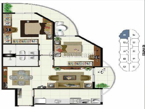 FOTO7 - Apartamento 2 quartos à venda Praça Seca, Rio de Janeiro - R$ 208.800 - AP0897 - 8