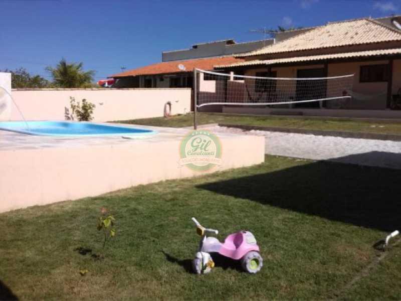 102 - Casa 2 quartos à venda PRAIA SECA, Araruama - R$ 350.000 - CS2120 - 7