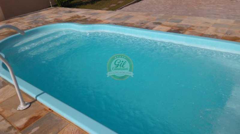 111 - Casa 2 quartos à venda PRAIA SECA, Araruama - R$ 350.000 - CS2120 - 6