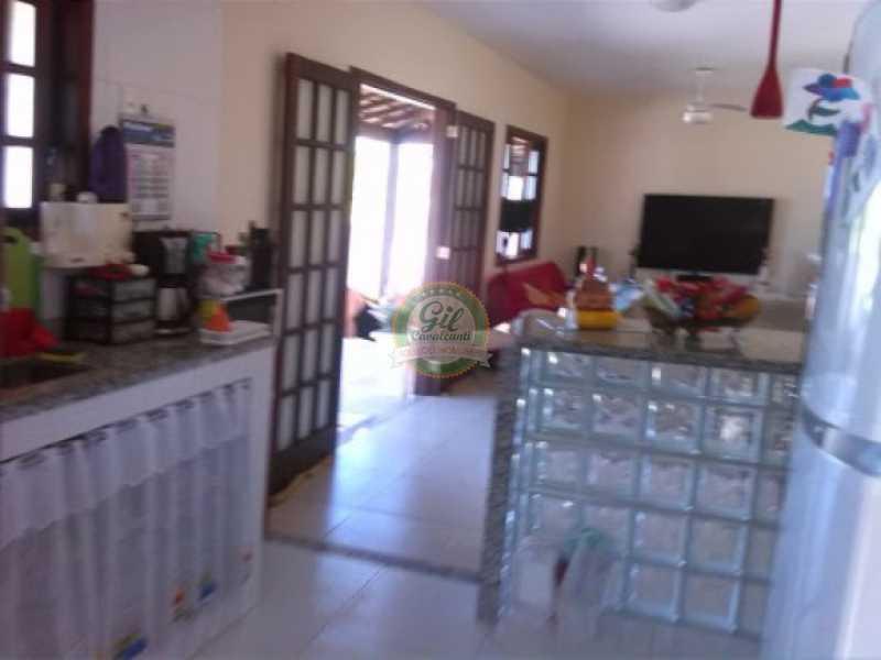 114 - Casa 2 quartos à venda PRAIA SECA, Araruama - R$ 350.000 - CS2120 - 8