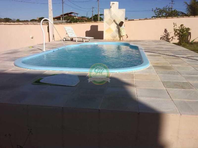 117 - Casa 2 quartos à venda PRAIA SECA, Araruama - R$ 350.000 - CS2120 - 4