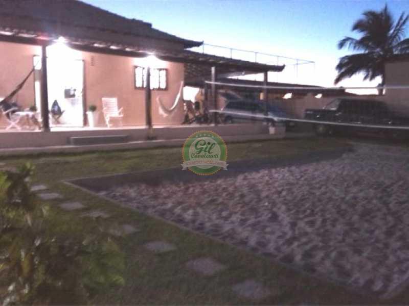 120 - Casa 2 quartos à venda PRAIA SECA, Araruama - R$ 350.000 - CS2120 - 14