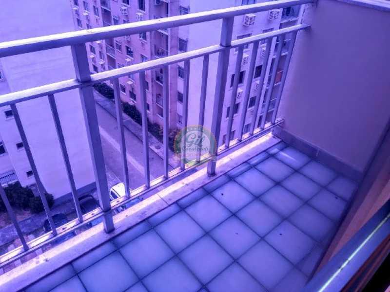 124 - Cobertura Taquara,Rio de Janeiro,RJ À Venda,3 Quartos,127m² - CB0180 - 7