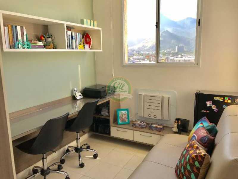 114 - Apartamento 2 quartos à venda Anil, Rio de Janeiro - R$ 248.000 - AP1672 - 16
