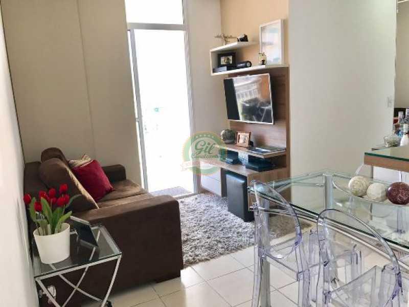 117 - Apartamento 2 quartos à venda Anil, Rio de Janeiro - R$ 248.000 - AP1672 - 1
