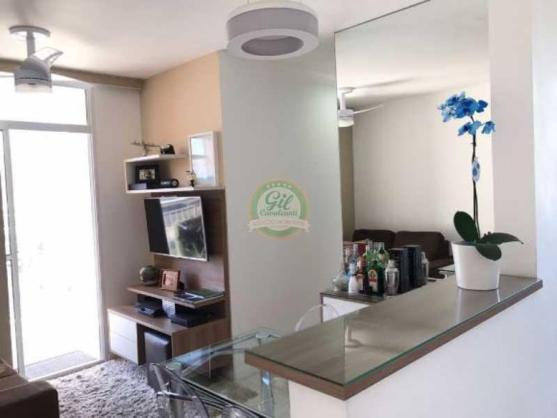 118 - Apartamento 2 quartos à venda Anil, Rio de Janeiro - R$ 248.000 - AP1672 - 7