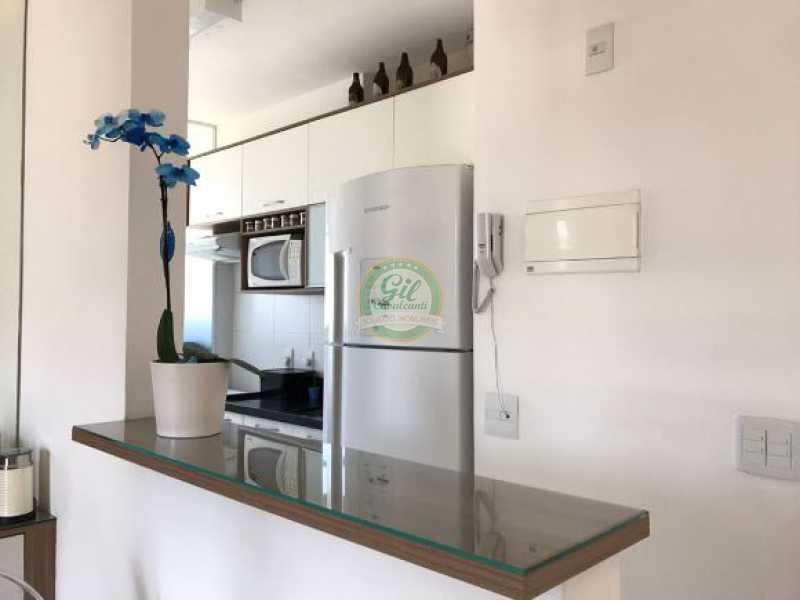 122 - Apartamento 2 quartos à venda Anil, Rio de Janeiro - R$ 248.000 - AP1672 - 8