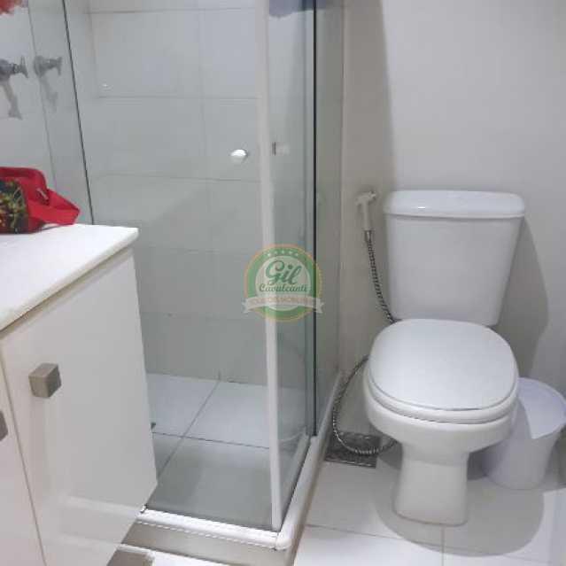 Banheiro suíte - Apartamento À VENDA, Taquara, Rio de Janeiro, RJ - AP1675 - 13