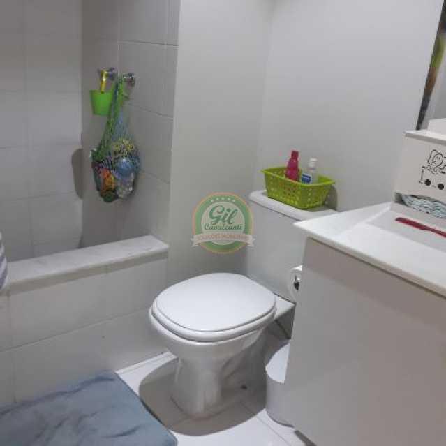 Banheiro suíte - Apartamento À VENDA, Taquara, Rio de Janeiro, RJ - AP1675 - 18