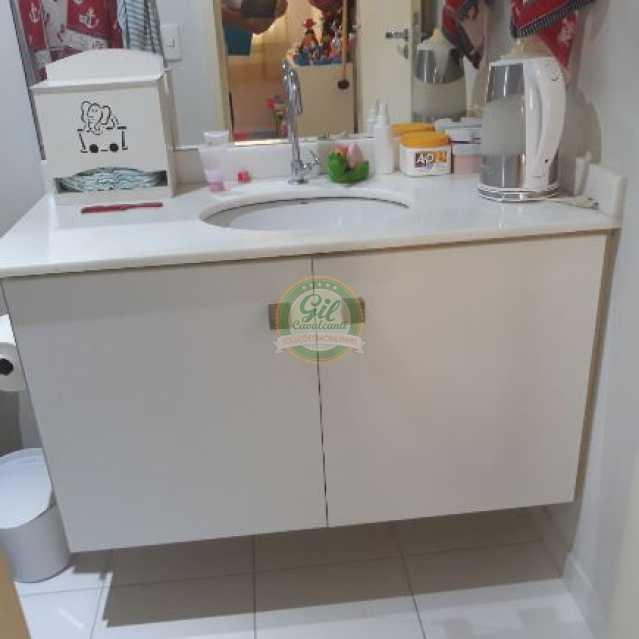 Banheiro suíte - Apartamento À VENDA, Taquara, Rio de Janeiro, RJ - AP1675 - 17