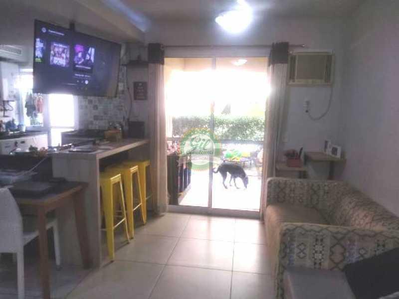 Sala - Apartamento À VENDA, Taquara, Rio de Janeiro, RJ - AP1675 - 3