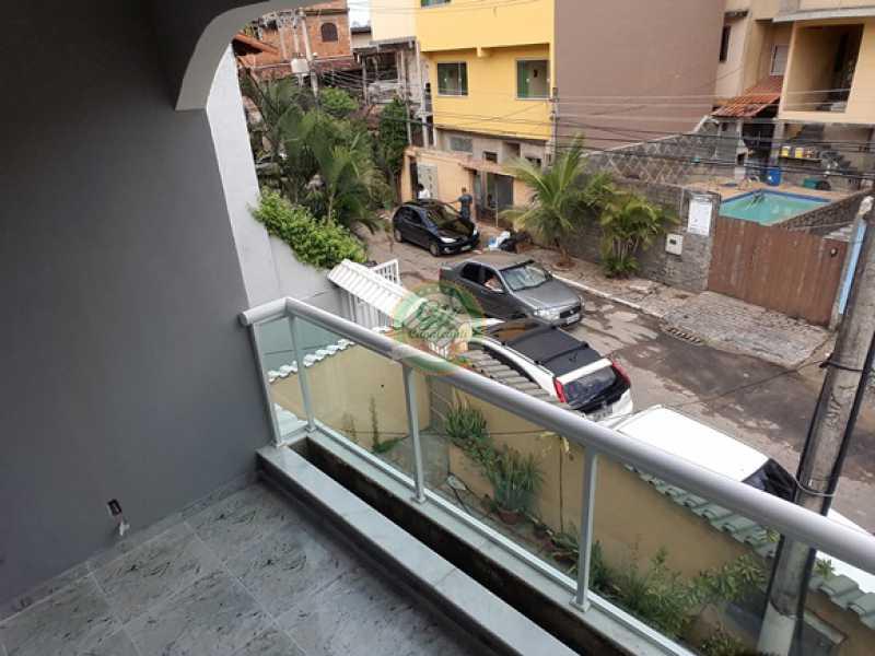 103 - Casa em Condominio Tanque,Rio de Janeiro,RJ À Venda,3 Quartos,100m² - CS2144 - 11