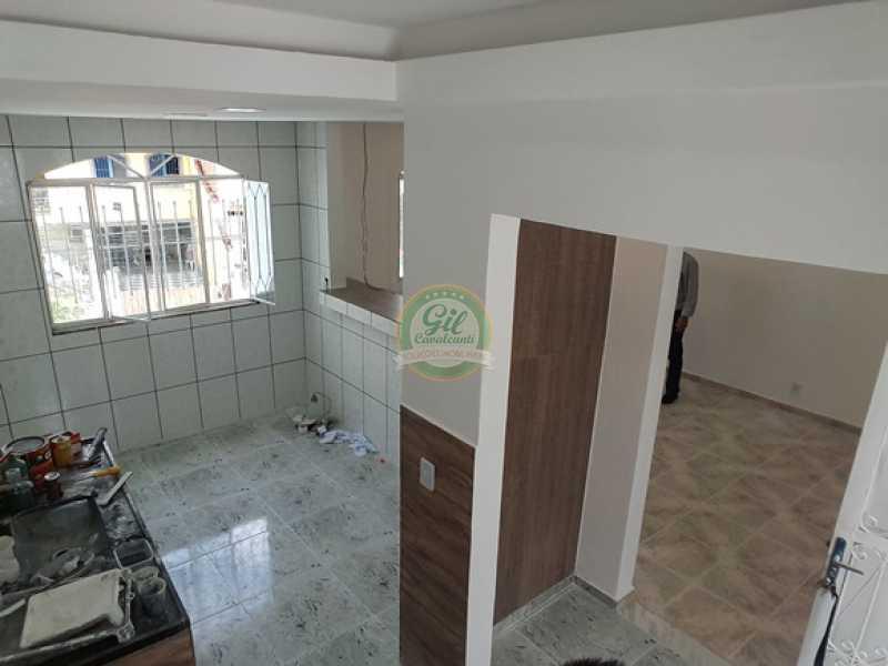 118 - Casa em Condominio Tanque,Rio de Janeiro,RJ À Venda,3 Quartos,100m² - CS2144 - 6