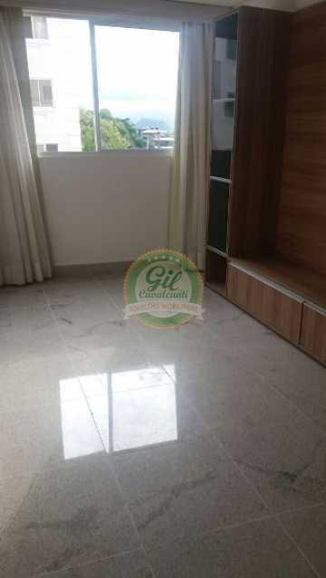 104. - Cobertura 2 quartos à venda Pechincha, Rio de Janeiro - R$ 425.000 - CB0185 - 1