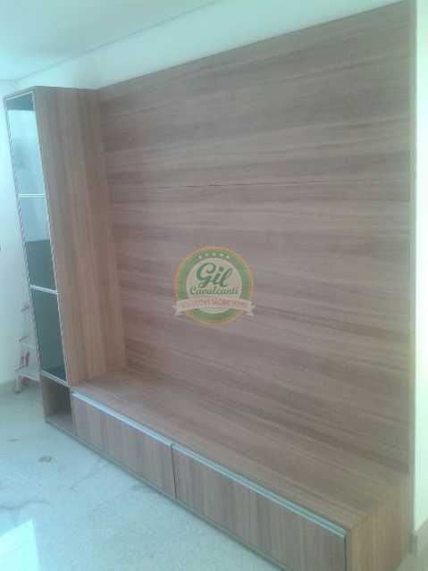 105. - Cobertura 2 quartos à venda Pechincha, Rio de Janeiro - R$ 425.000 - CB0185 - 3