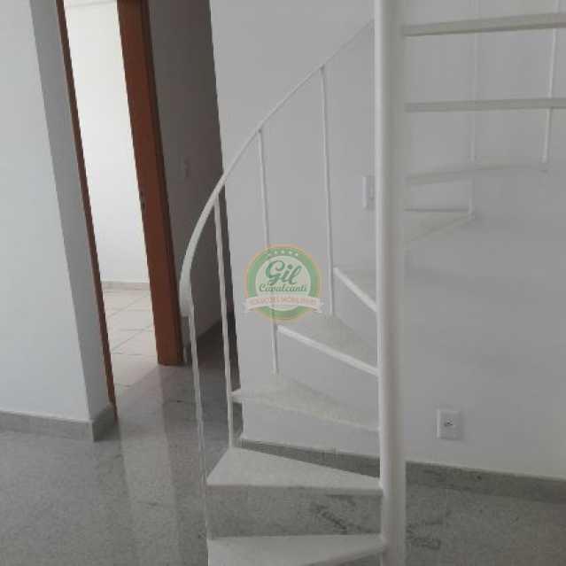 110. - Cobertura 2 quartos à venda Pechincha, Rio de Janeiro - R$ 425.000 - CB0185 - 5