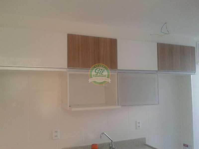 112. - Cobertura 2 quartos à venda Pechincha, Rio de Janeiro - R$ 425.000 - CB0185 - 7