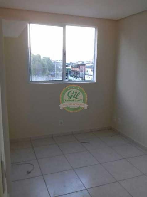 127. - Cobertura 2 quartos à venda Pechincha, Rio de Janeiro - R$ 425.000 - CB0185 - 15