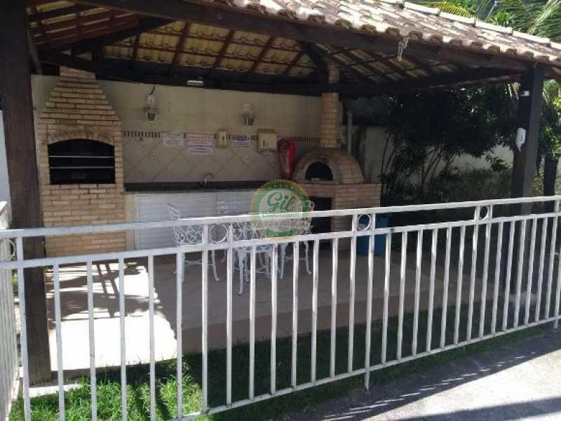 103 - Casa em Condominio Pechincha,Rio de Janeiro,RJ À Venda,2 Quartos,55m² - CS2146 - 17
