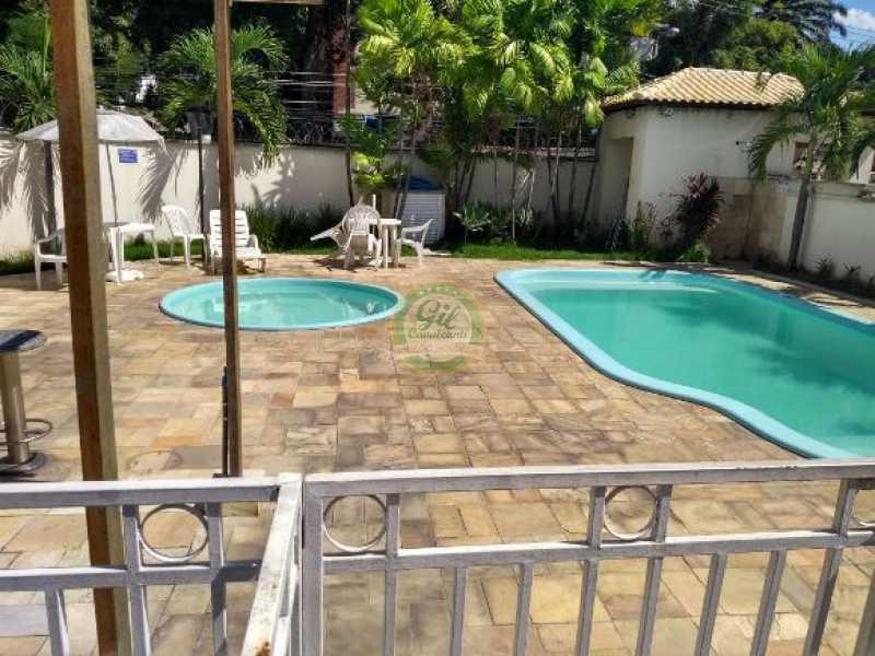 104 - Casa em Condominio Pechincha,Rio de Janeiro,RJ À Venda,2 Quartos,55m² - CS2146 - 21