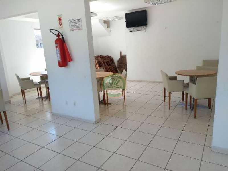 109 - Casa em Condominio Pechincha,Rio de Janeiro,RJ À Venda,2 Quartos,55m² - CS2146 - 22