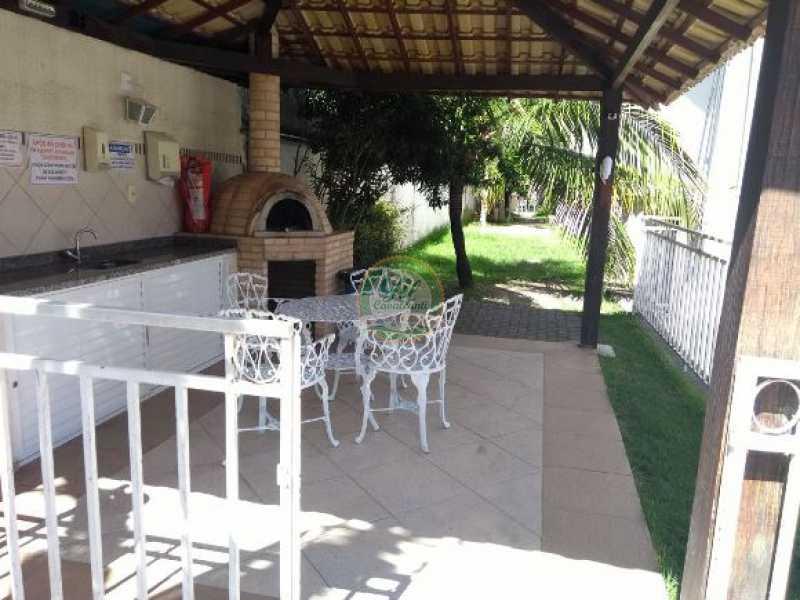 110 - Casa em Condominio Pechincha,Rio de Janeiro,RJ À Venda,2 Quartos,55m² - CS2146 - 18
