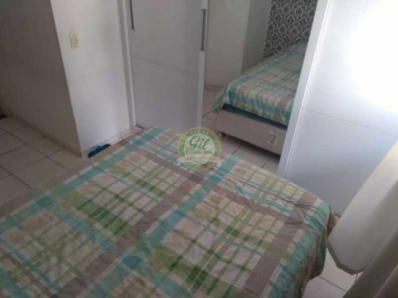 112 - Casa em Condominio Pechincha,Rio de Janeiro,RJ À Venda,2 Quartos,55m² - CS2146 - 14