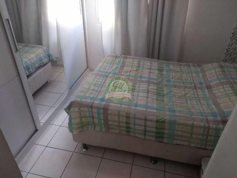 119 - Casa em Condominio Pechincha,Rio de Janeiro,RJ À Venda,2 Quartos,55m² - CS2146 - 13