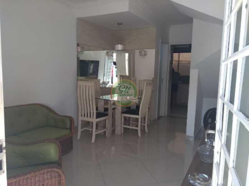 120 - Casa em Condominio Pechincha,Rio de Janeiro,RJ À Venda,2 Quartos,55m² - CS2146 - 5